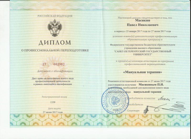 Масякин Павел Николаевич 14