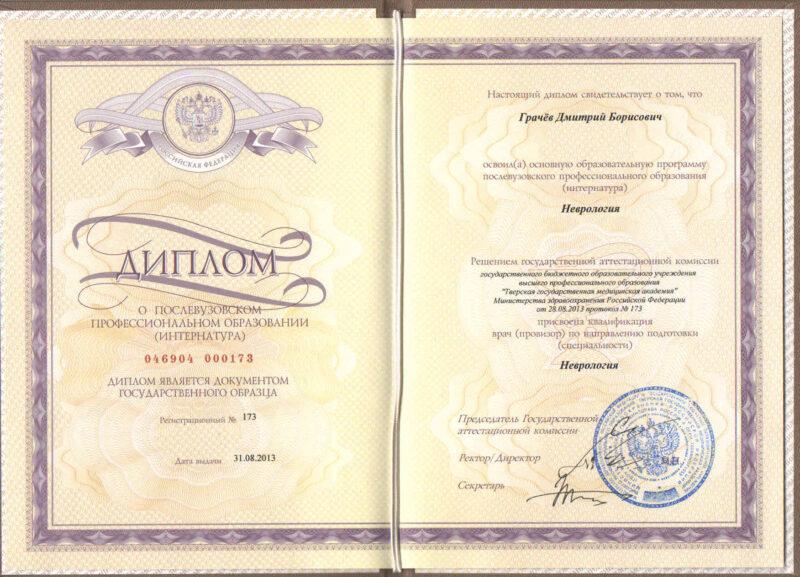 Грачев Дмитрий Борисович 2